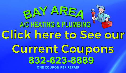 Bay Area A/C Heating and Plumbing Coupons